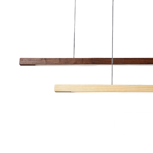 Oslo LED Natural Timber Pendant Light