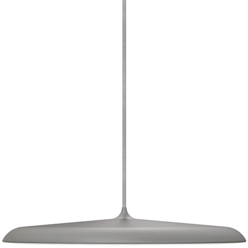 Grey - Artist Disc Large Pendant Light