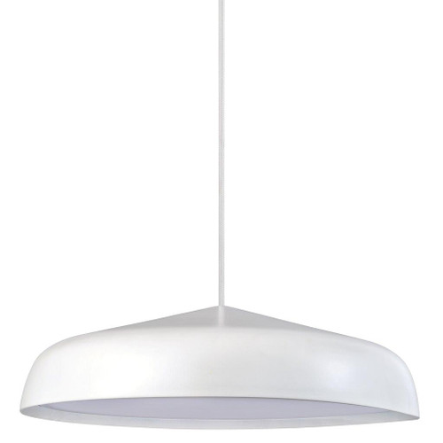 Large - Fura White Pendant Light