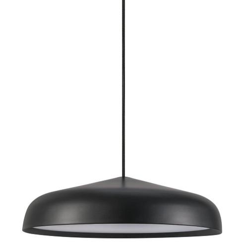 Large - Fura Black Pendant Light