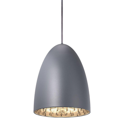 Nexus 20 Bell Pendant Light  - Grey