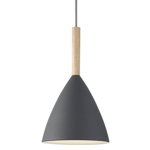 Pure 20 Cone Pendant Light - Grey