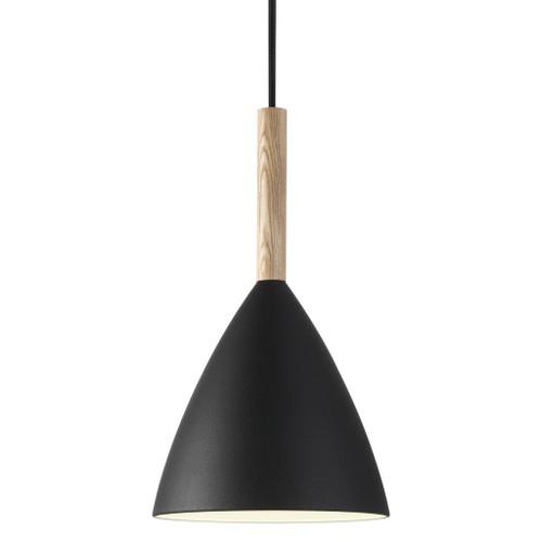 Pure 20 Cone Pendant Light - Black