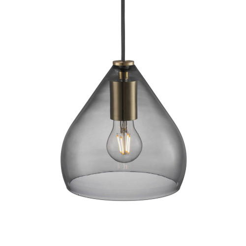 Danish Sence Smoked Pendant Light - Medium