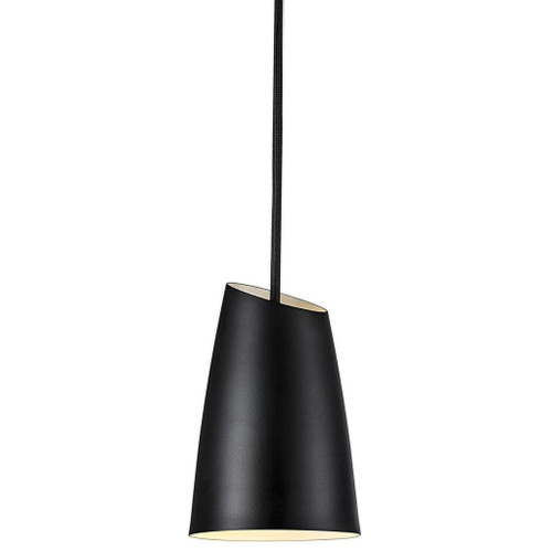 Abstract Sway Cone Pendant Light