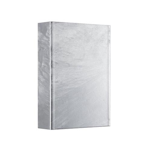 Fold Galvanised Outdoor Wall Light