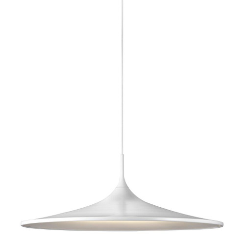 Skip White Pendant Light