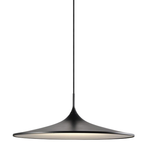 Skip Black Pendant Light