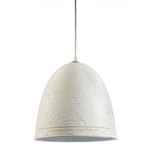 Porter White Paper Pendant Light