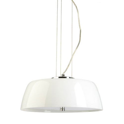Macau 3 Light White Modern Pendant Light