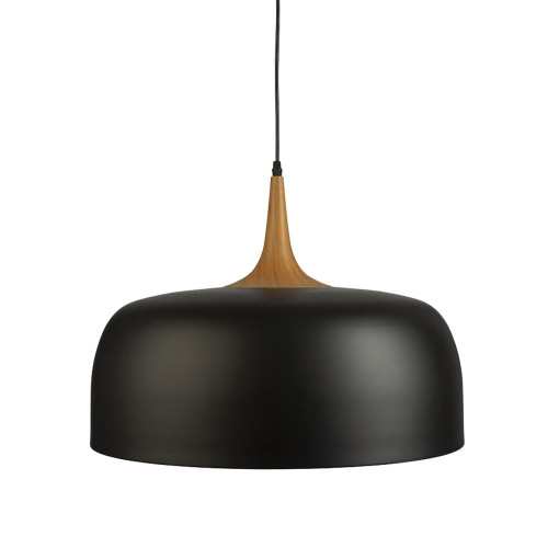 Modern Nordic Black Pendant Light