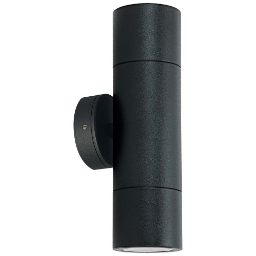 Jetson Up/Down Outdoor Wall Light - Black