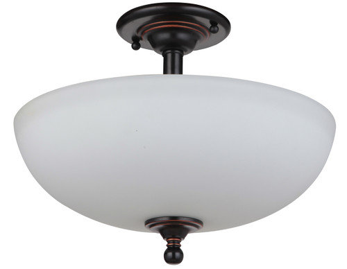 Nova Bronze Close to Ceiling Light