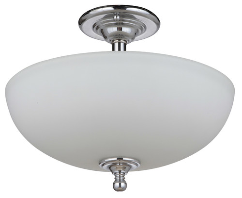 Nova Chrome Close to Ceiling Light