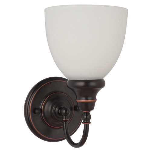 Benson 1 Light Bronze Wall Light