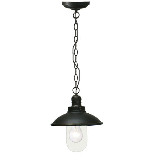 Port Antique Bronze Interior Chain Pendant Light