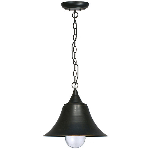 Sea Antique Bronze Interior Chain Pendant Light