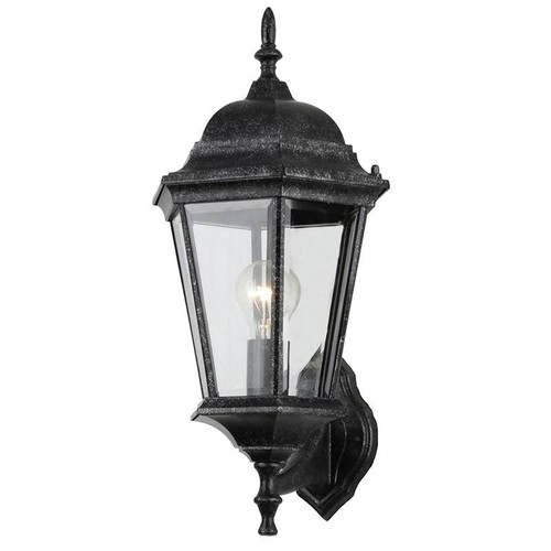 Junction Exterior Antique Black Coach Light