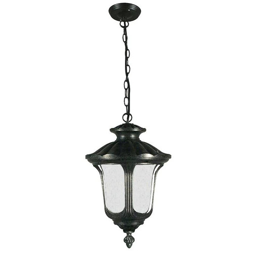 Waterford Interior Antique Black Chain Pendant Light