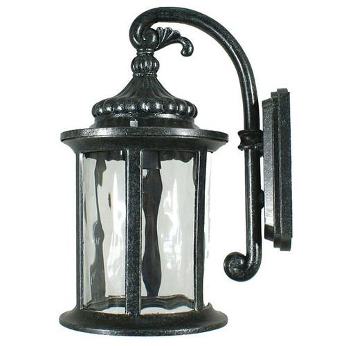 Argyle Exterior Antique Black Coach Light