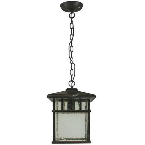 Parade Exterior Antique Bronze Chain Pendant Light