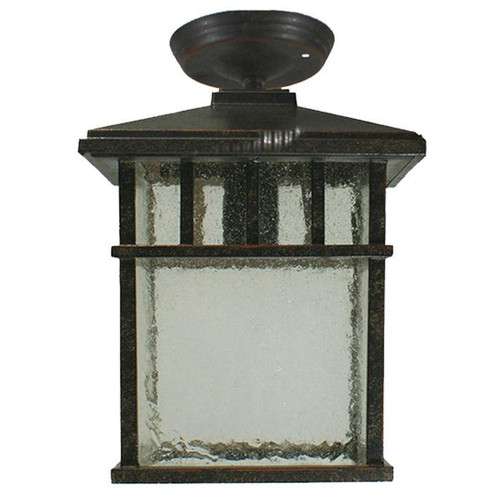 Parade Exterior Antique Bronze Under Eave Light