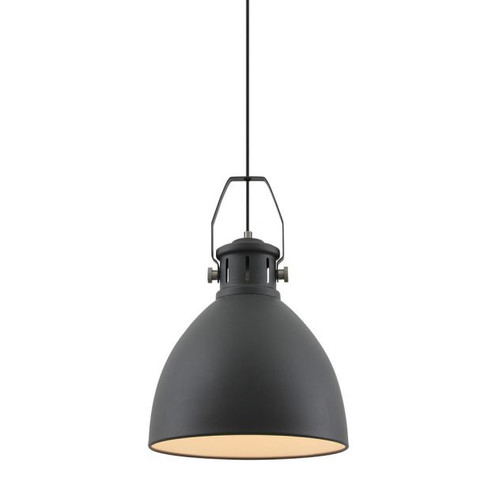 Maribo Bell Black Pendant Light