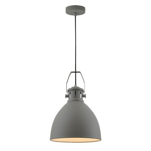 Maribo Bell Grey Pendant Light