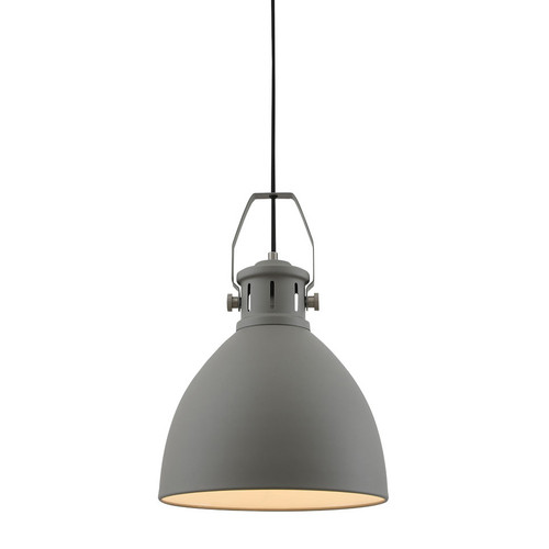 Maribo Bell Grey Pendant Light