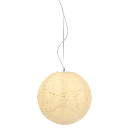 Desert Round Moon Pendant Light