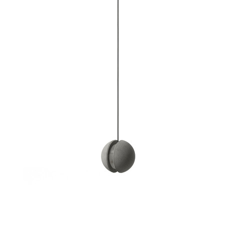 Moon LED Concrete Pedant Lamp