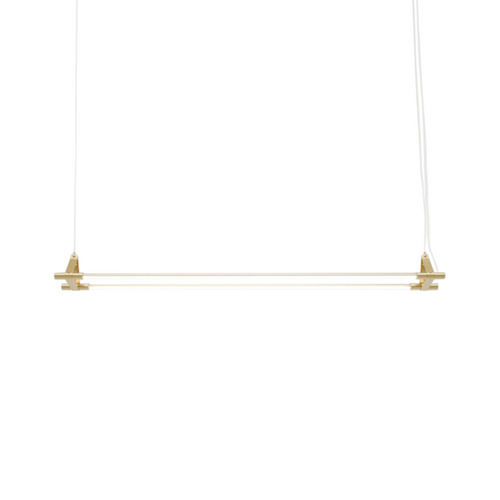 Denver 2 Bars Linear 3CT LED Pendant Light