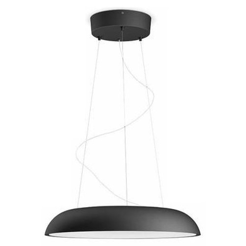Philips Hue Amaze Black 39W LED Pendant Light