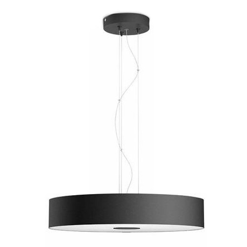 Philips Hue Fair Black LED 39W Pendant Light