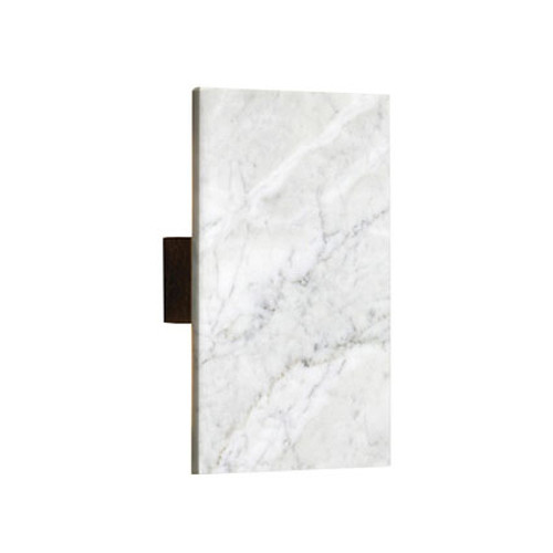Boise Marble Rectangular Indoor Wall Light
