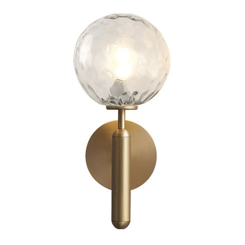 Madison Bass Pearl Cystal Wall Light