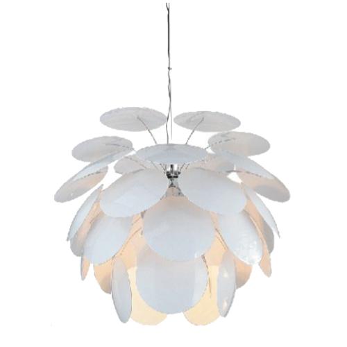 Replica Christophe Mathieu Marset Discoco Pendant Lamp in White
