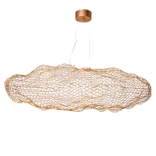 Hyden Starry Cloud Gold Pendant Chandelier - Large