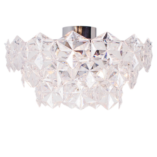 Monarque Chrome Close To Ceiling Light