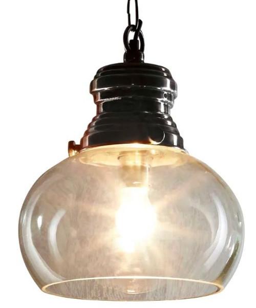 Peyton Bulb Pendant Light - Small