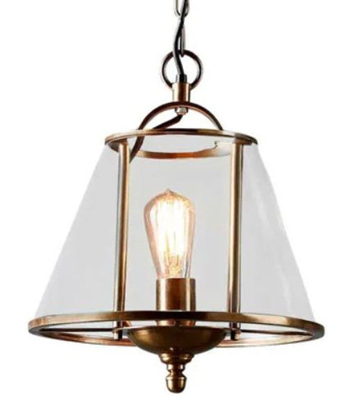 Connor Tree Glass Pendant Light