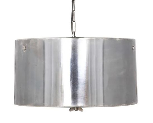 Lincoln Steel Drum Pendant Light