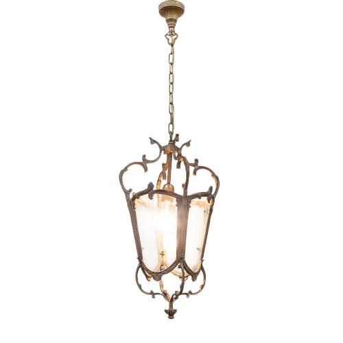 Valencia Classic Glass Pendant Light