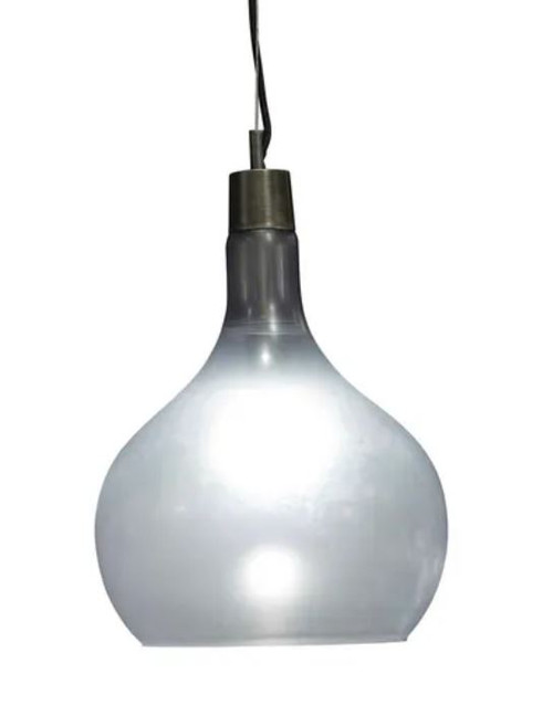 Archbald Grey Bulb Pendant Light