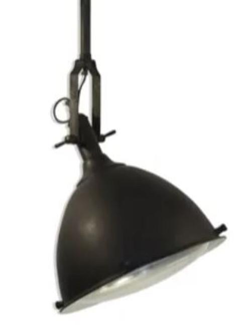Ridgeland Antique Black Pendant Light