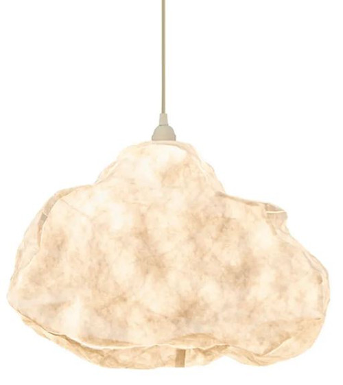 Cirrus Free Form White Pendant Light