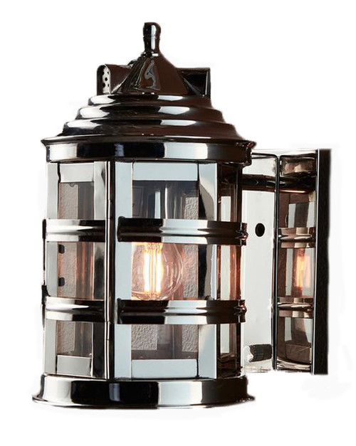 Medford Caged Outdoor Wall Light