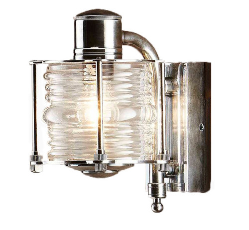 Yorktown Art Deco Outdoor Wall Light