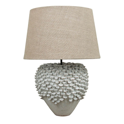 Wrenna Coral Table Lamp