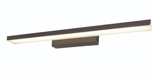 Jillian Black LED Wall Lamp